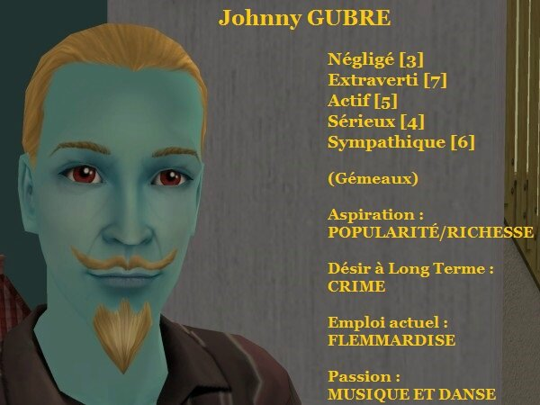 Johnny GUBRE