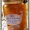 Confiture de mirabelles au gewurztraminer et à la vanille
