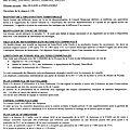 Compte rendu de la séance du conseil municipal du mercredi 16 juillet 2014