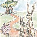 le lapin qui veut s'endormir: pour aider les loulous à rejoindre moprhée!
