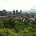 Une belle balade au mont-royal