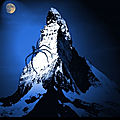 Une toile de montagne, de j.e.briffa