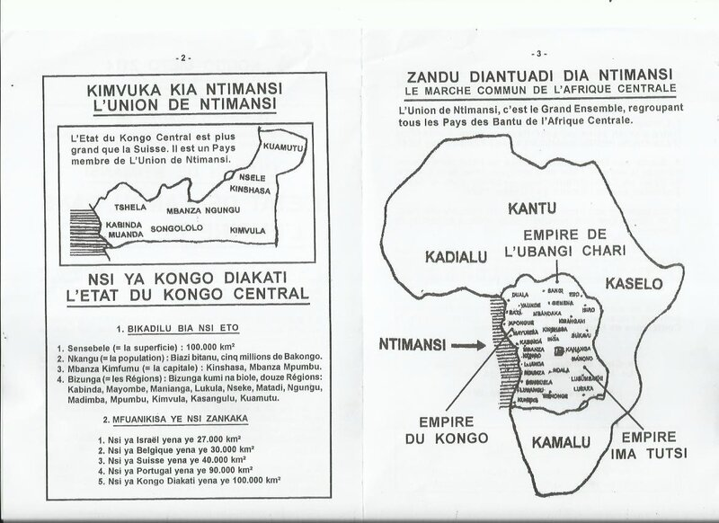 L'ETAT DU KANGU DANS L'EMPIRE DU KONGO b