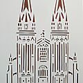Violaine Gabriel - cathedrale quimper