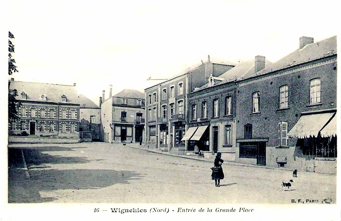 WIGNEHIES-La Place