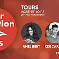 TOUR VIBRATION à TOURS