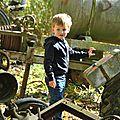 Tracteurs & cie au musée maurice dufresne
