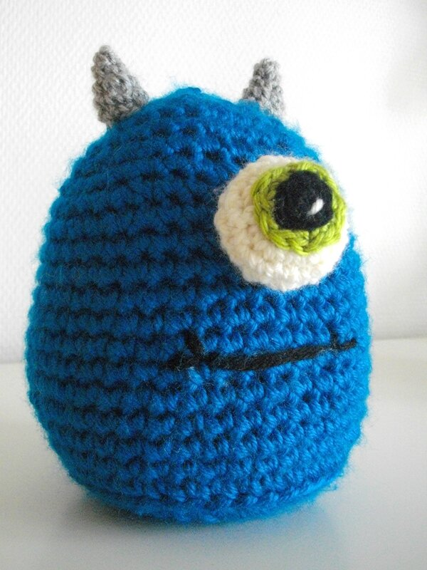 crochet démon