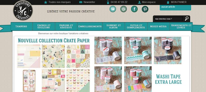 2014-08-25 15_43_32-Variations Créatives - Boutique Scrapbooking en ligne - Variations Créatives - I