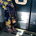 Shinano Tetsudô yukata girl