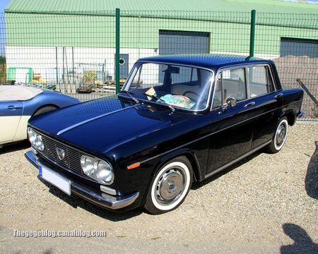 Lancia fulvia berlina de 1971 (30 ème Bourse d'échanges de Lipsheim) 01