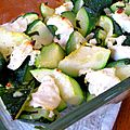 Courgettes menthe ricotta (chef john)