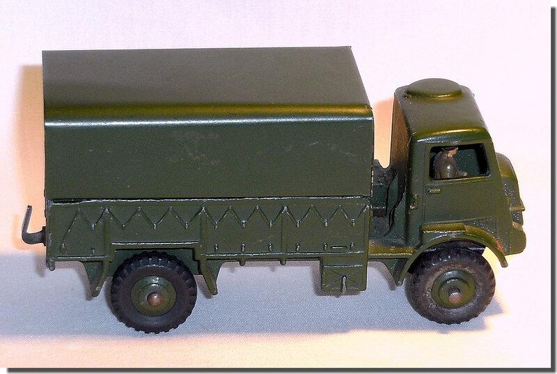 Dinky Toys 623 Army Wagon A 3