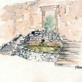 Fontaine Abbaye de Thoronet