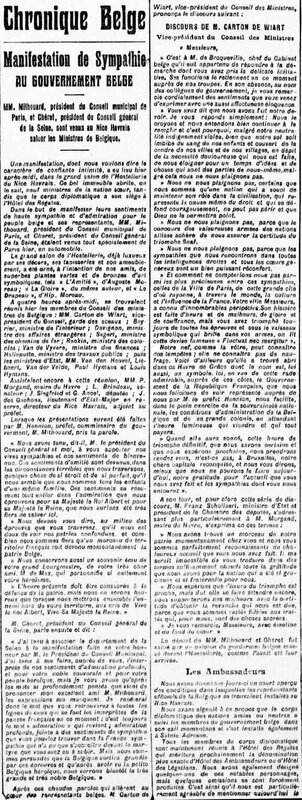 Le Petit Havre 17 10 1914