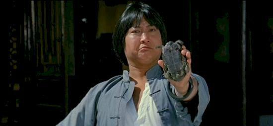 Lin Shi-Rong, Le héros magnifique, Sammo Hung