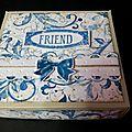 Bleu jean en cadeau