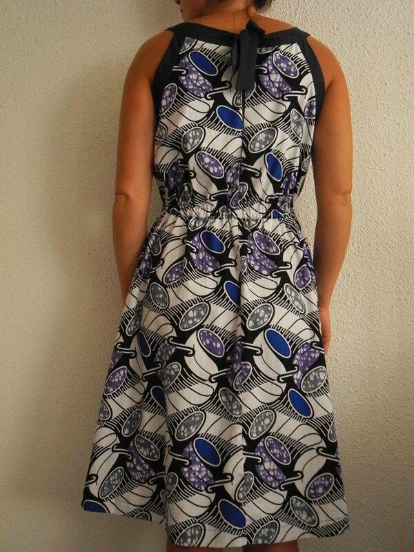 Patron Robe Marion - Un Eté Couture