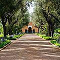 jardins Mamounia