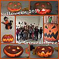 Halloween à Gouzangrez