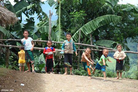 jeux d'enfants village