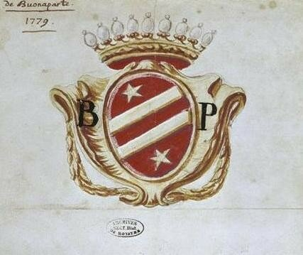 Armoirie de la famille Bonaparte