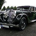 Aston martin 15/98 saloon-1938