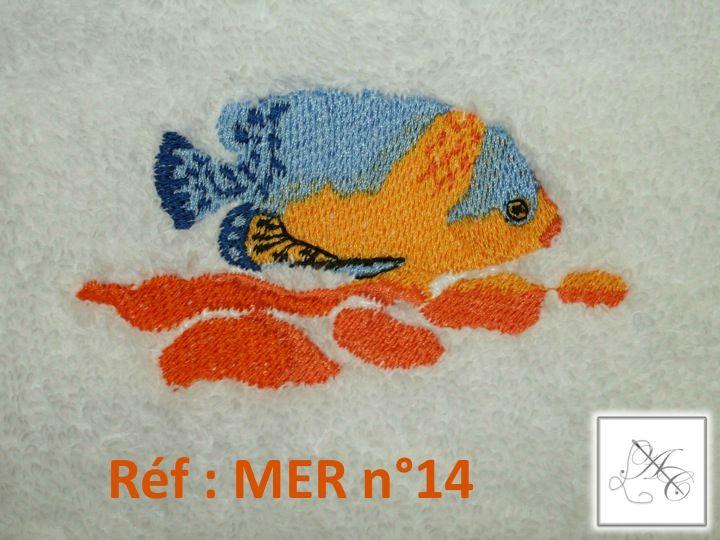 Réf : mer n°14