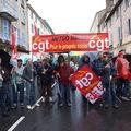 Manif du 7 septembre 2010 à Mâcon: Retraite