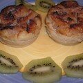 Clafoutis pommes-gingembre