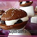 Whoopies foret-noire