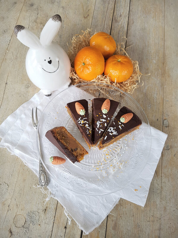 carrot cake epice