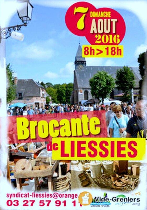 Liessies-Brocante 2016