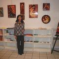 Espace Montpezat, septembre 2008 Expo individuelle