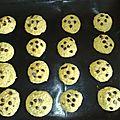 Les cookies des chez l'épicerie des allergiques