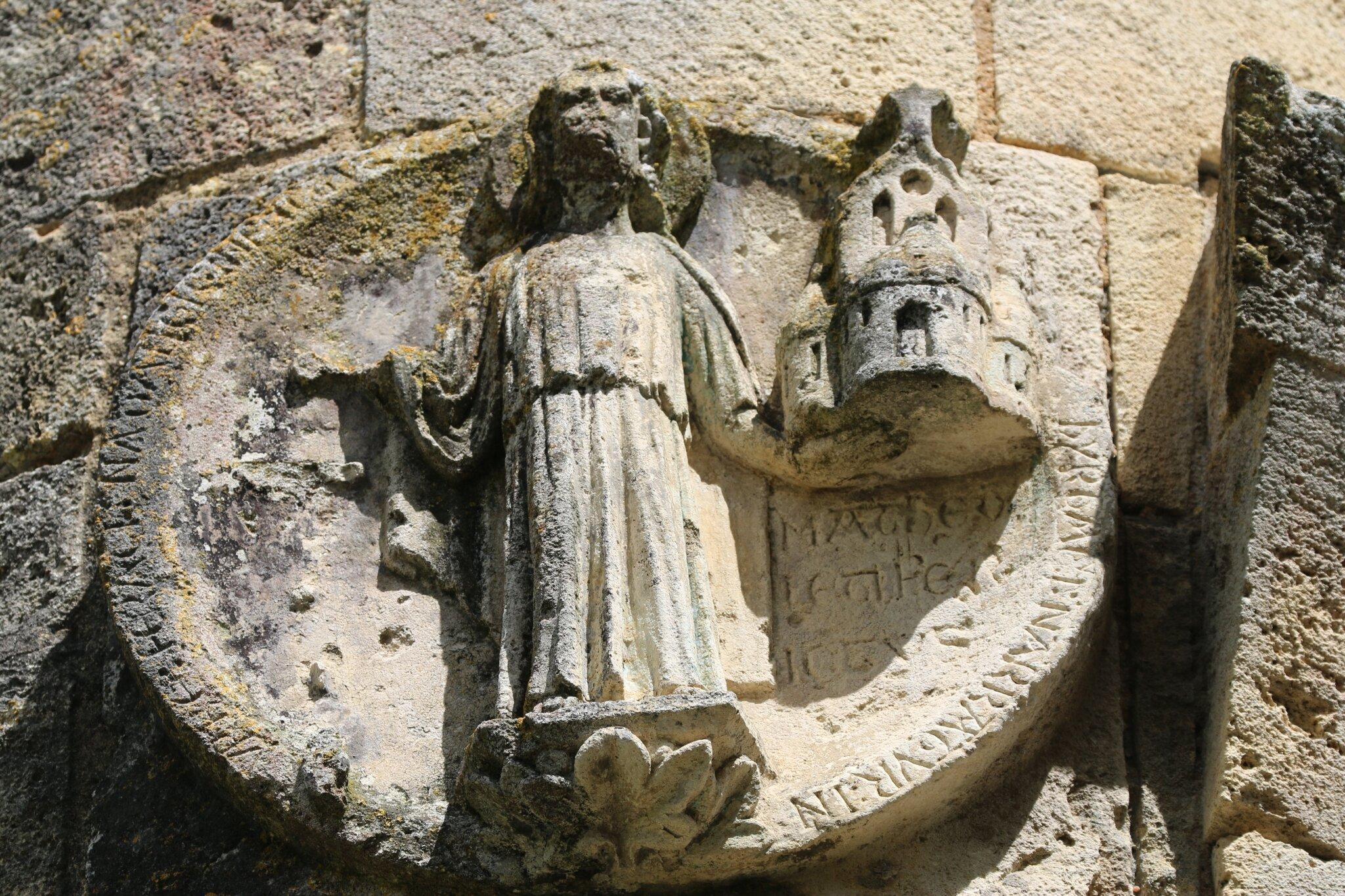 Disque de consécration Saint Mathieu