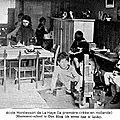 1936 - mussolini impose l'uniforme dans les ecoles italiennes