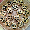 Mes muffins terrifiques