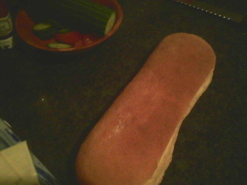 Pain sandwich 8