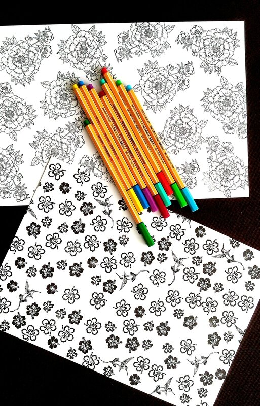 6 coloriage
