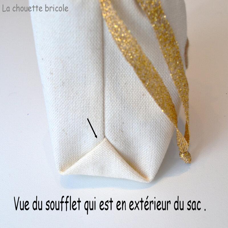 Sac de Noël-Pochette 14