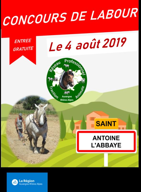 Plus d'infos sur le site du Réseau www.reseau-traction-animale.org