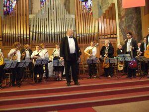 Orchestre a Plectre