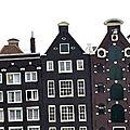 Amsterdam, belle capitale cosmopolite :