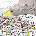 Le doudou de l'aiglon, de geneviève thomas-dechavanne