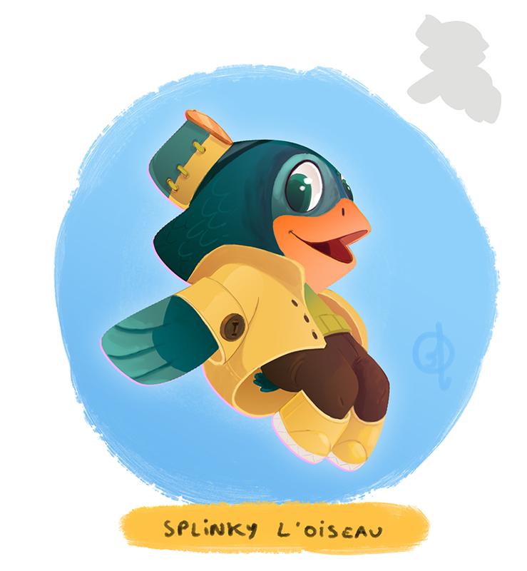 Splinky