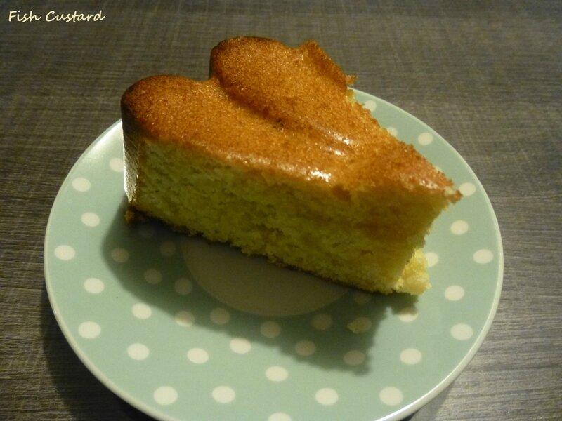 Gâteau aux noisettes et amandes (22)