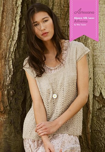 Alpaca Silk Lace Athena Front Cover