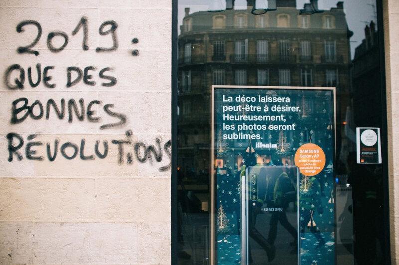 2019 que de bonnes révolutions