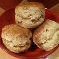 Irish scones IRLANDE